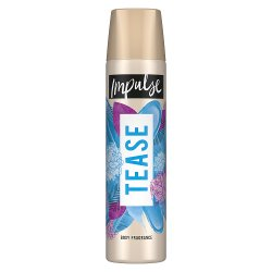 Impulse Tease Body Spray Deodorant 75ml