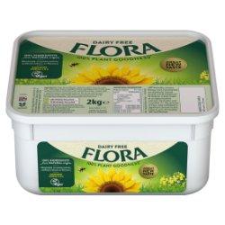 Flora Dairy Free 2kg