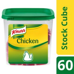 Knorr Chicken Bouillon Cubes 60 x 450ml