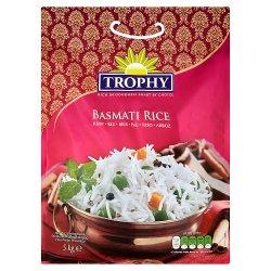 Trophy Basmati Rice 5kg