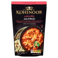 Kohinoor Calcutta Jalfrezi Cooking Sauce 375g