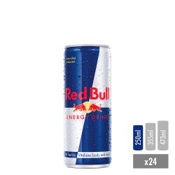 Red Bull Energy Drink, 250ml (24 pack)