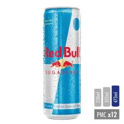 Red Bull Energy Drink, Sugar Free 473ml, PM £1.85 (12 Pack)