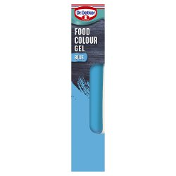 Dr. Oetker Blue Extra Strong Food Colour Gel 15g