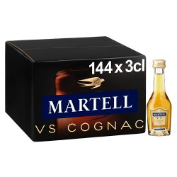 Martell VS Cognac 144 x 3cl