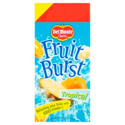 Del Monte Fruit Burst Tropical Juice Drink 1 Litre