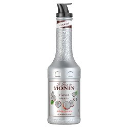 Monin Coconut Fruit Puree Mix 1L