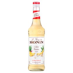 Monin Yellow Banana 70cl
