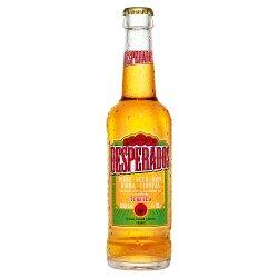 Desperados Tequila Lager Beer 330ml Bottle
