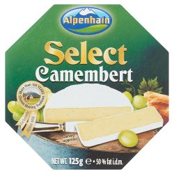Alpenhain Select Camembert 125g