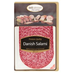 Delicatessen Fine Eating Danish Salami 90g