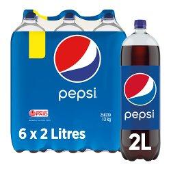 Pepsi 2 Litres