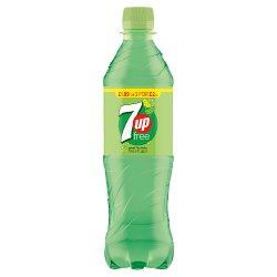 7UP Free Lemon and Lime 500ml