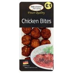 Delicatessen Fine Eating Chicken Bites 200g