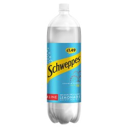 Schweppes Diet Lemonade 2L PMP £1.49