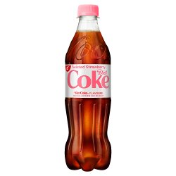 Diet Coke Strawberry 500ml PM £1