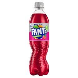 Fanta Raspberry Zero 500ml PM £1.15/2f£2.20