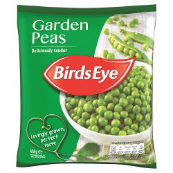 Birds Eye Garden Peas PM GBP1.50