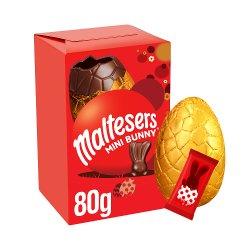 Maltesers Mini Bunny Small Chocolate Easter Egg 80g