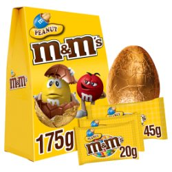 M&M's Peanut Egg 175g