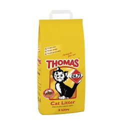 Thomas Cat Litter 8L (PMP £4.75)