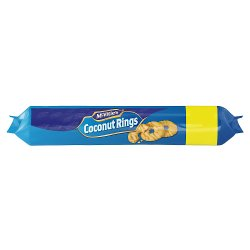 McVite's Coconut Rings 300g