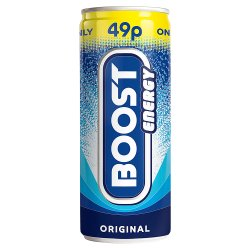 Boost Energy Drink PM 49p