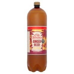 Old Jamaica Ginger Beer Regular 2L