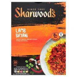 Sharwood's Lamb Biryani 360g