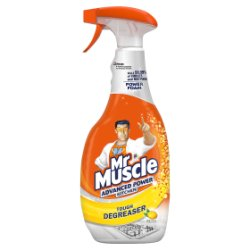 Mr Muscle Advanced Power Kitchen Spray 750ml