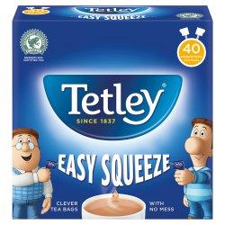 Tetley Original Easy Squeeze Tea Bags x40