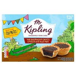 Mr Kipling 6 The Enormous Croc's Chocolate Mud Pies