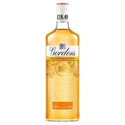 Gordon's Mediterranean Orange Distilled Gin 70cl PMP £16.49