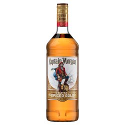 Captain Morgan Original Spiced Gold 1L