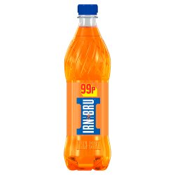 IRN-BRU 500ml Bottle, PMP 99p