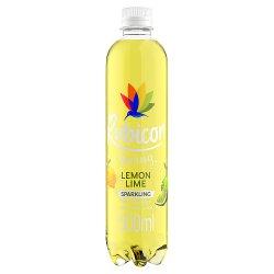 Rubicon Spring Lemon Lime Flavoured Sparkling Spring Water 500ml
