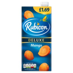Rubicon Deluxe Mango Exotic Juice Drink 1 Litre
