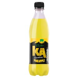 KA Sparkling Pineapple 500ml