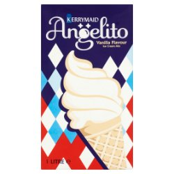 Kerrymaid Angelito Vanilla Flavour Ice Cream Mix 1 Litre