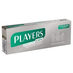 JPS Players Green Filter SKS 20s