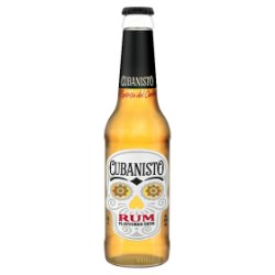 Cubanisto Rum-Flavoured Lager Beer Bottles 330ml
