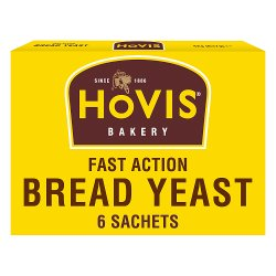 Hovis Fast Action Bread Yeast 6 Sachets 42g