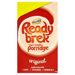 Weetabix Ready Brek Super Smooth Porridge Original 250g