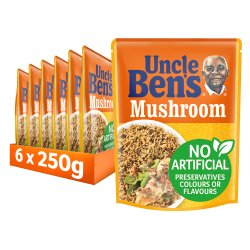 UNCLE BEN'S® Special Mushroom Rice 250g