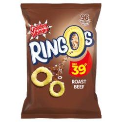 Ringos Bangin Beef PM 39p