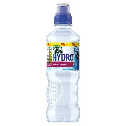 Robinsons Fruit Shoot Hydro Spring Water Drink No Added Sugar Blackcurrant 350ml