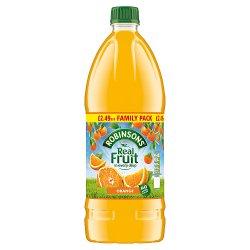 Robinsons Orange 6 x 2 Litres