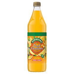 Robinsons Fruit Creations Zesty Orange & Mango 1L