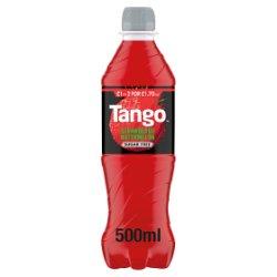 Tango Sugar Free Strawberry Watermelon 500ml
