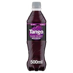 Tango Dark Berry Sugar Free Bottle PMP 500ml